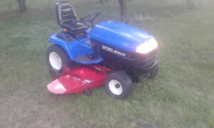Mint New Holland GT 60 inch tractor $11,000 new, asking $3600