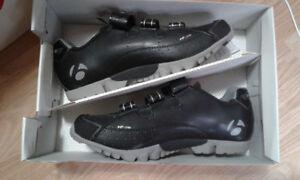 Cycling Shoe , Bontrager Evoke Size EU 43, UK 9 , US 10 width D