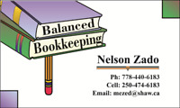Income Tax Preparation, Bookkeeping