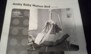 amby baby motion bed