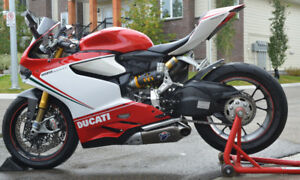 DUCATI 1199S PANIGALE TRICOLORE - PARTIAL / FULL TRADE ACCEPTED