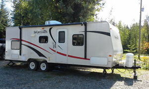 2011 KZ Sportsmen 24' travel trailer