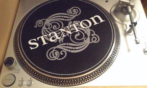 Stanton STR-8 30 Direct Drive Turntable West Island Greater Montréal image 2