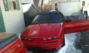 1993 Oldsmobile Cutlass convertible Coupe (2 door)
