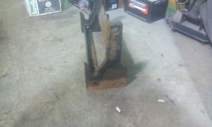 Myer minute mount truck side frame and wireing London Ontario image 2