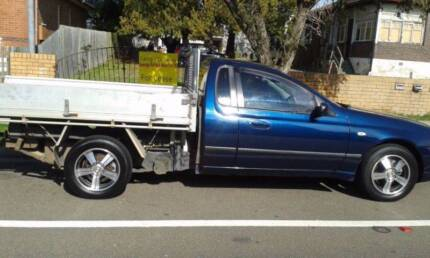 Urgent 2003 Ford Falcon Ute going overseas Belmore Canterbury Area Preview