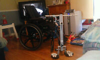 Wheel chair, fauteuil roulant Best Offer