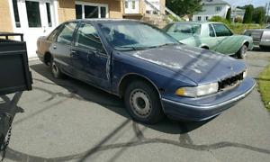 PIÈCES Chevrolet Caprice 1994