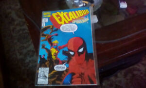 Comic book collectables
