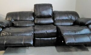 Reclining Sofa (Electric Motor) in good condition