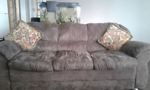 Very nice couch asking  $100