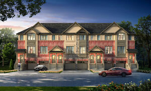 WILDWOOD 3 STOREY TOWN HOUSES FOR SALE ANCASTER MID $300Ss