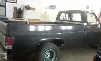 wanted 85 GMC pickup for parts...also seaking a service manual
