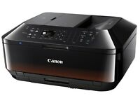 Canon MX725 Premium 5-ink All-In-One Inkjet Printer with Ethernet and Wi-Fi®¹