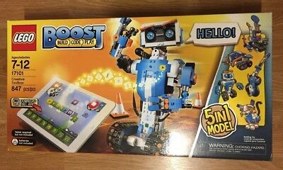 Lego Boost Creative Toolbox 2017  17101