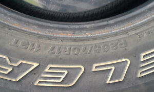 Bridgestone  Dueler for sell Peterborough Peterborough Area image 2