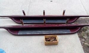 99/06 GMC/CHEVY Fiberglass Running Boards