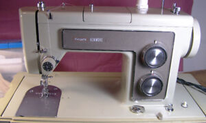 KENMORE HEAVY DUTY UNLIMITED STITCHES SEWING MACHINE NICE