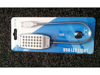 USB LIGHT FOR LAPTOPS & COMPUTERS NEW