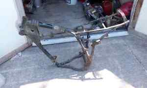 Enduro RM 250 and Enduro PE 250 parts or project