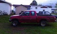 1995 Toyota T100 For sale or trade Pickup Truck