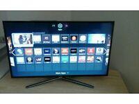 Samsung 46inch smart 3D tv