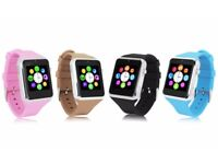 Smart Watch Phone with 1.3MP Camera