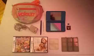 DSI XL, Vi-chip with any 40ish games you want