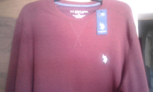 US Polo long sleeve Brand New