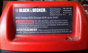 Black and Decker Multicharger