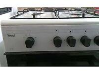 (ex display) Teknix TKGF50S 50cm Gas Cooker - Silver