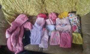 Nb to 12month clothing