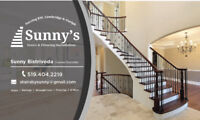 Flooring & Stair Installations
