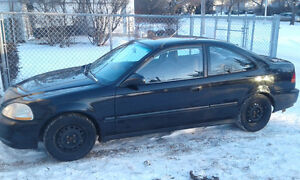 1996 Honda Civic DX Other
