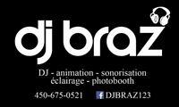 DJ BRAZ mariage, party + service de photographe et photobooth!!
