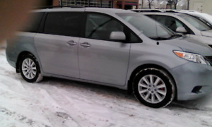 2011 TOYOTA SIENNA LE,AWD,BACKUP CAMERA, POWER SLIDING DOORS,