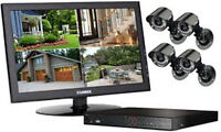 Security Camera system for Home & Business