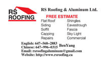 The best re-shingles and siding service in Toronto