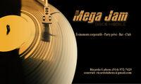 Service de disco mobile Mega Jam