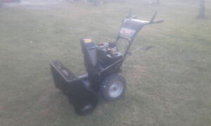 ** MTD Snowblower 11HP 30 inch w electric start tuned up $370 **