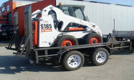 12X6 Tandem Plant Machinery Trailer - Deal