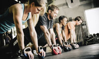 Group Training - High Intensity Interval Training / Strength