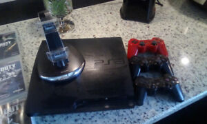 PS 3 and accessories