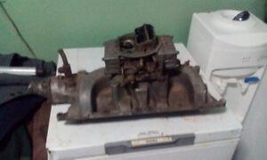 Holly 650 carburetor