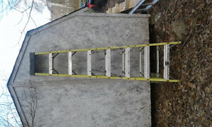 8 ft fibreglass stepladder