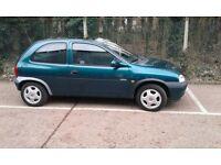 Vauxhall corsa 1.4 Capital 2-Axle rigid body, Petrol