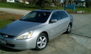 2003 Honda Accord certified & Etested