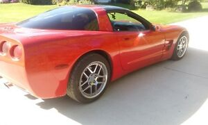 1997 Chevrolet Corvette 6speed Kitchener / Waterloo Kitchener Area image 1