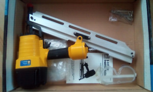 "3-1/2"" Air framing nailer. Never used, still in box"