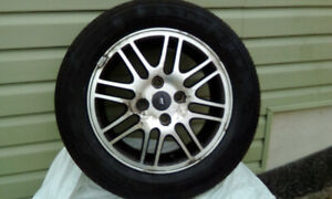 Alloy steel rims